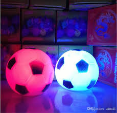 2017 brazil word cup led colorful lights colorful soccer football