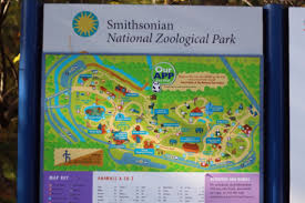 Washington Dc Zoo Map by Smithsonian Zoo Map Thinglink