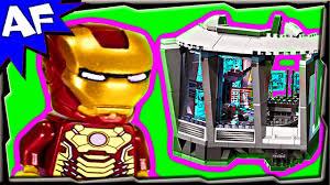 iron man malibu house iron man malibu mansion attack 76007 lego marvel super heroes