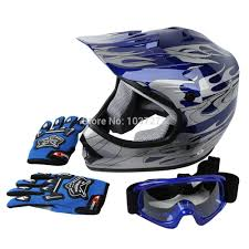youth motocross goggles aliexpress com buy dot youth blue flame motorcycle dirt bike atv