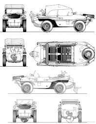 volkswagen schwimmwagen the blueprints com blueprints u003e tanks u003e tanks u z u003e volkswagen