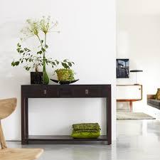 Mahogany Console Table Mahogany Console Zenaka Bizen Living Room Consoles Sale Tikamoon
