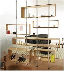 bookshelves as room dividers