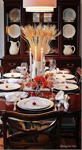 decorando tu mesa para la cena de thanksgiving en el ultimo minuto