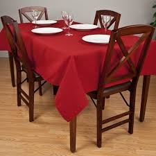 dining room table cloth riegel premier hotel quality tablecloth 52 x 96 walmart com