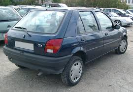 ford fiesta brief about model