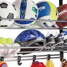 amazon com lynk sports rack with adjustable hooks sports