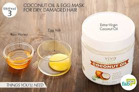 best hair masks for dry damaged hair 6 best coconut oil hair masks to solve all your hair problems fab how
