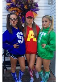 alvin chipmunks halloween 5k costume ideas pinterest