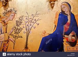 simone martini artist annunciation was painted around 1333 by simone martini and lippo