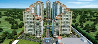 dlf new town heights floor plan kolkata flats by dlf new town heights