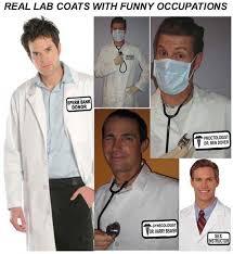 Doctor Halloween Costume Halloween Costume Funny Doctor Lab Coat Qlty Ebay