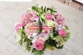 composition florale avec des roses au fil des fleurs 51 pargny sur saulx www des fleurs des cadeaux
