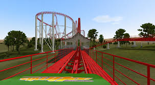 Six Flags Roller Coasters List Nolimits Roller Coasters From The Community Austin Tate U0027s Blog
