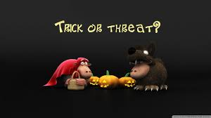 halloween background 1920x1080 halloween sheeps trick or threat screen hd desktop wallpaper