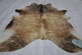 Real Cowhide Rug Real 40 60sqft Natural Cow Hide Skin Rugs Brazilian Cow Hide On