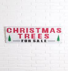 christmas trees for sale sign magnolia market chip u0026 joanna