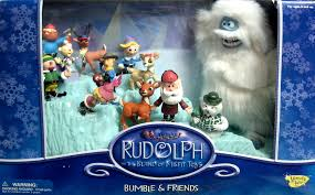 rudolph the nosed reindeer boxed set sold