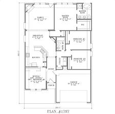 floor plans for narrow blocks modern two story house plans avorio with open floor plan storey