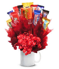 candy bar bouquet candy bouquet candy delivery fromyouflowers
