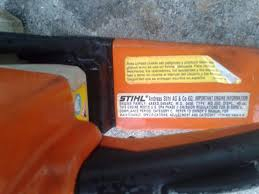 stihl ms 250 chainsaw 45cc 16bar starts usa 48 shipping read