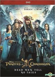 yesasia pirates of the caribbean dead men tell no tales 2017