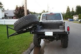 2002 ford ranger tailgate tailgate tire rack the ranger station forums