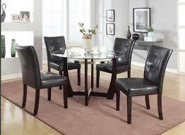 latitude run brooker 5 piece dining set u0026 reviews wayfair