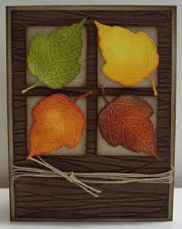 30 best cards autumn images on cards cardmaking and