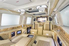 luxury minivan interior what to look for buying luxury vans