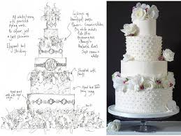 wedding cake kate middleton prince william and kate middleton choose a classic