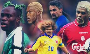 football hairstyles top 10 footballers with the weirdest hairstyles