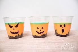 Halloween Cups Halloween Snacks Diy Pumpkin Yogurt Cups