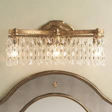 chic crystal bathroom vanity light fixtures kichler lighting 4