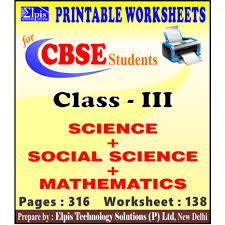 03 worksheets for maths and science download link