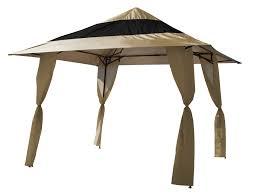 Instant Shade Awning Ez Up Veranda 12 U0027 X 12 U0027 Instant Canopy Quick Shade Canopies
