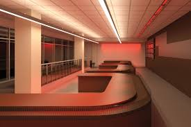 Red Lighting Rethinking Exposure To Saturated Colored Light Architectural