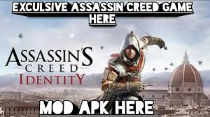 apk only assassin creed identity mod apk only here
