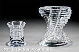 Baccarat Bud Vase Baccarat