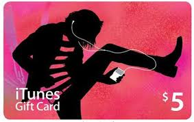5 dollar gift cards free 5 itunes gift card code gift cards listia auctions