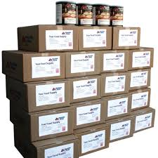 mountain house 1 year food supply 10 cans