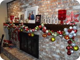 amazing ornament garland mrs duck s domestic doings