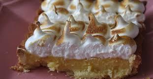 cuisine de bernard tarte au citron tarte au citron meringuée ma p tite cuisine