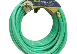 say goodbye to tangled hose and messy yard with the deluxe wall
