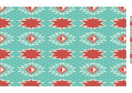 square aztec pattern vectors download free vector art stock