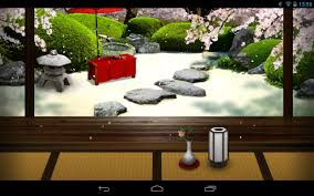 zen garden spring lwallpaper android apps on google play