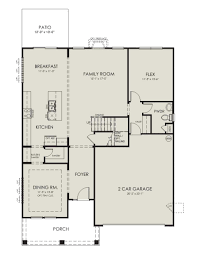 Butlers Pantry Floor Plans by Waverly Floor Plan At Stafford At Langtree In Mooresville Nc