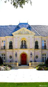 french chateau style french chateau style exterior new ish classical architecture