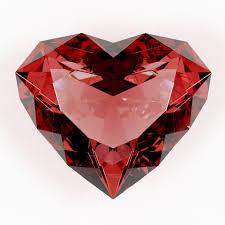 heart shaped items 3d heart shaped gemstones 001 cgtrader
