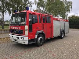 volvo 880 truck volvo fl6 15 feuerwehr fire engine rüstwagen gerätewagen fire